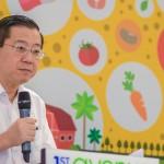 Ucapan Aluan oleh Lim Guan Eng, Ketua Menteri Pulau Pinang merangkap Pengerusi Penang Green Council  semasa Majlis Pelancaran Karnival Hijau Pulau Pinang