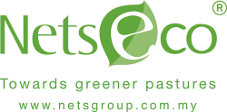1. NetsEco Logo with website
